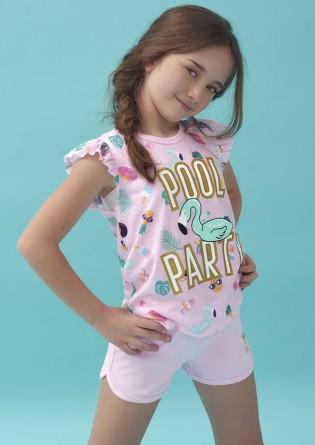 Pijama de nena en jersey...